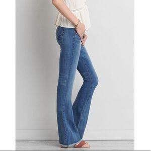 Denim - ✨PARIS✨ Flared hem frayed jeans